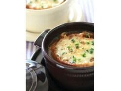 オニオングラタンスープの簡単時短レシピ!本格スープ料理の作り方