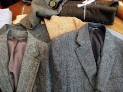 ツイードジャケットのメンズ着こなし術と惹きつける魅力とは