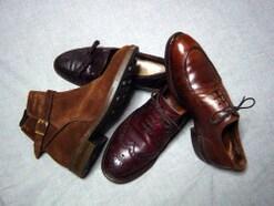 靴の選び方の心得!履けないサイズのメンズ靴を買わないために