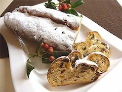 クリスマスのお菓子・シュトーレンの作り方