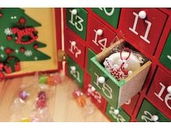 アドベントカレンダーとは?クリスマス新定番の使い方・楽しみ方