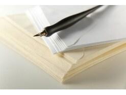 ビジネスの郵便マナー!封筒の宛名の書き方と親展位置
