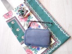 手縫いで簡単ミニバッグ!縫い代もきれいな手作りバック