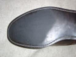 ラバーソールとは!メンズシューズの靴底について考えてみる