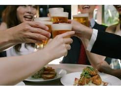 飲み会の日までの食事テクニック……先手ダイエットがおすすめ!