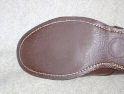 コルクソールやレッドブリックソール……メンズ靴の底の魅力とは
