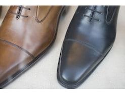 革靴のつま先を補強修理!種類別メリット・デメリット