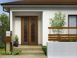 玄関引き戸の種類と特徴/デザイン性、断熱性もアップ