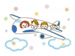 赤ちゃん・乳児連れの飛行機!成功する乗り方の基本