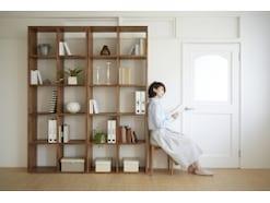 本棚がたちまちスッキリ!無敵の収納・片付け法