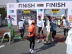 フルマラソン1週間前の練習&食事と過ごし方