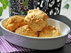 【人参のスコーン】ホットケーキミックスで作る簡単レシピ