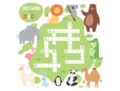 クロスワードパズル無料アプリ・ゲーム・プリントサイトで脳トレ!