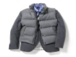 ダウンベストを真冬でも着れる活用法!ジャケットの重ね着が有効?
