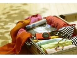 海外旅行のスーツケースパッキングのコツ、収納グッズ