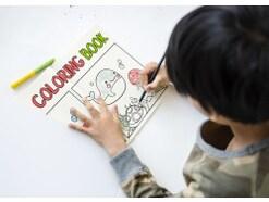 アルファベット練習に塗り絵を無料ダウンロード!