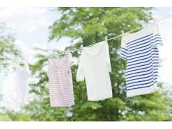 Tシャツを5秒でショップ風にたたむ方法