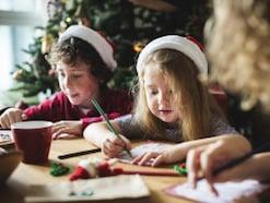 クリスマス塗り絵!無料で遊べるぬりえサイト集