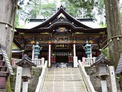 三峯神社 神秘的すぎる天空のパワースポットへ