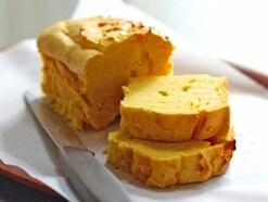 さつまいもを味わう、スイートポテト風パウンドケーキ