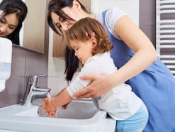 トイレ後の手洗いが重要な理由・正しい手洗いの方法