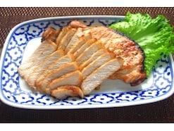 豚肉のグリル焼きの簡単レシピ!