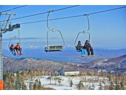 アクセス抜群!絶景スノーエリア・札幌国際スキー場