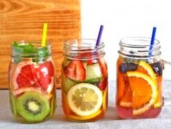 フレーバーウォーターの作り方・3種のレシピ!水とフルーツで簡単に
