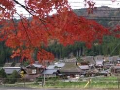 美山かやぶきの里 懐かしい日本の原風景を訪ねて