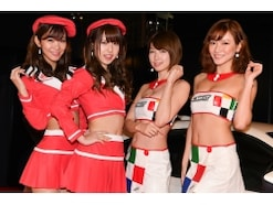 東京オートサロン2018コンパニオン特集・第1弾