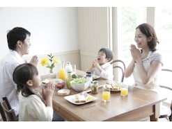 食費の平均はいくら?家族の人数と平均の食費