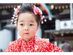 三歳の七五三!時期・写真撮影・服装・髪型