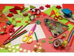 クリスマス製作15選  ツリーやサンタを牛乳パックや折り紙で工作