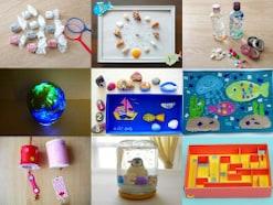 夏休み工作30選!高学年向け自由研究工作や手作りおもちゃまで