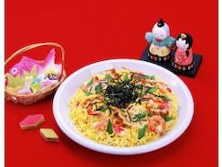 ちらし寿司をひな祭りになぜ食べる?由来・具材や献立・東西の違い