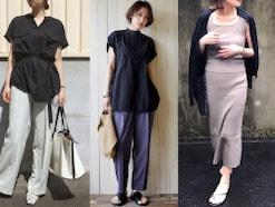 40~50代に! 残暑におすすめのファッションポイント3選