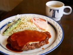 『孤独のグルメ Season9』最終回で五郎さんが食べたメニューは? 横浜の洋食店「トルーヴィル」のチーズハンバーグが絶品