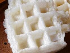 モッフルの作り方とアレンジレシピ…お餅とワッフルメーカーで!