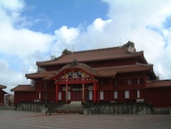 首里城・現代に甦る琉球王国の王宮/沖縄