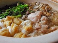 鶏もも肉のみぞれ鍋レシピ!大根おろしと鶏のうまみたっぷり
