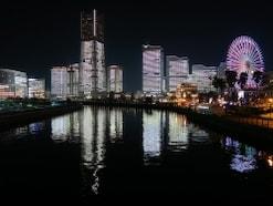 みなとみらい全体がイルミに!横浜クリスマスイベント