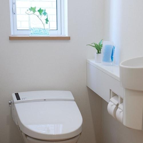 トイレの置型芳香剤