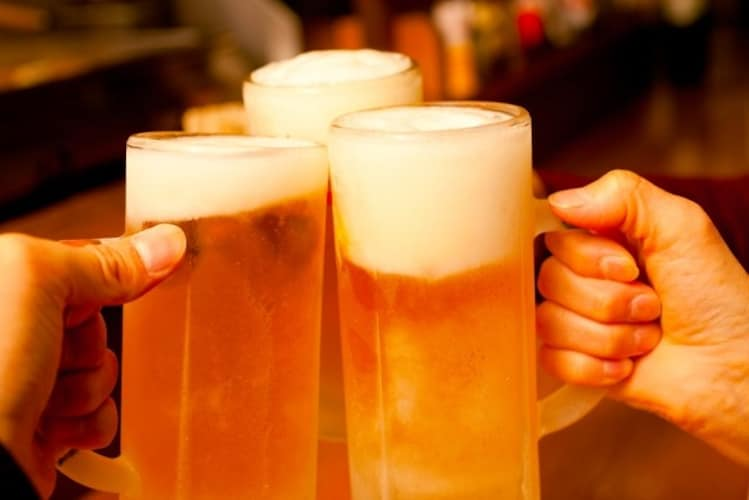 ビールのカロリーや糖質は?