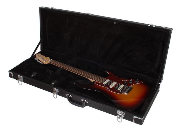 ギターのハードケース