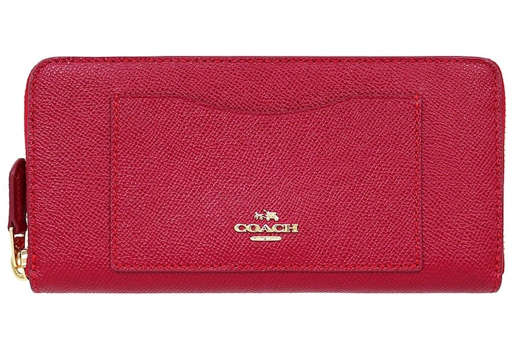 ラウンドファスナータイプの長財布