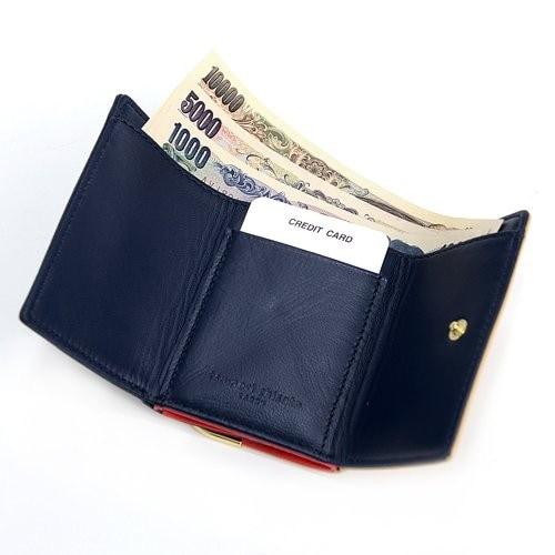 ミニ財布の内側