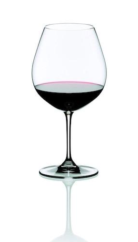 ブルゴーニュタイプのワイングラス