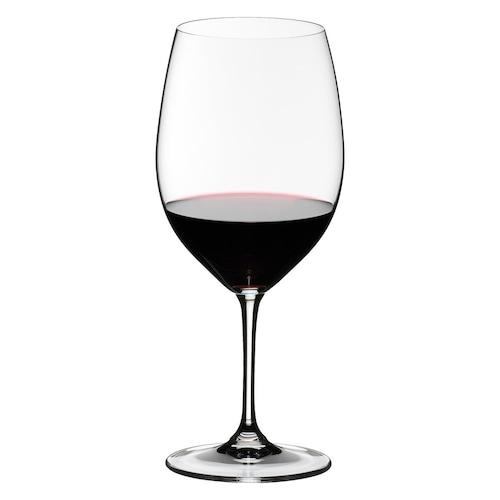 ボルドータイプのワイングラス
