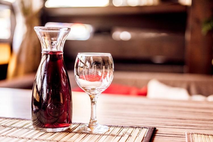 ワイン カラフェ