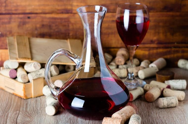 ワイン・デキャンタ